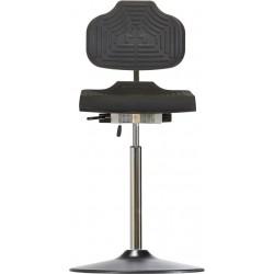 Krzesło na talerzu z kantem PU Classic WS 1211 E TPU