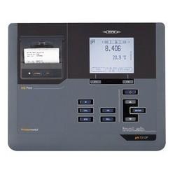 pH-Laboratory meter inoLab pH 7310P with stand and power supply