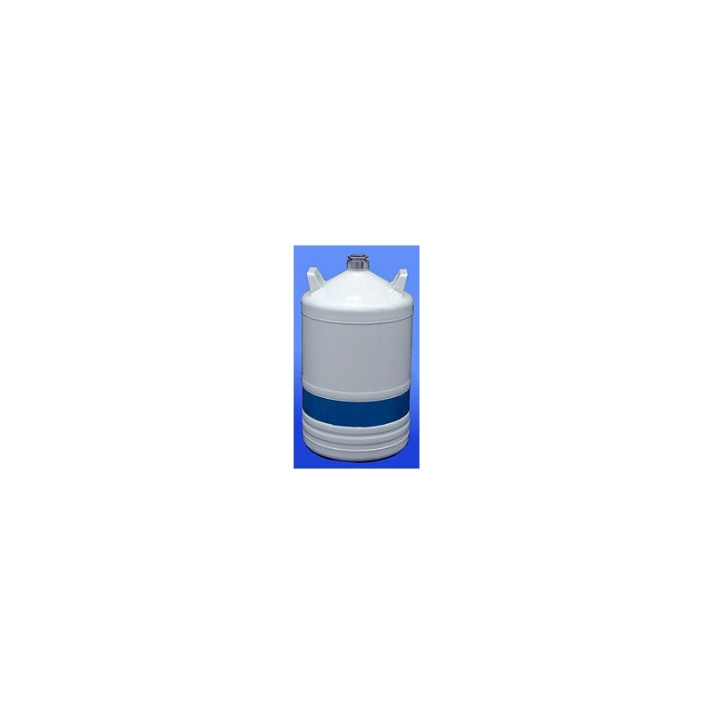 Flüssigstickstoff-Behälter Typ TR21 aus Aluminium 21,5 L