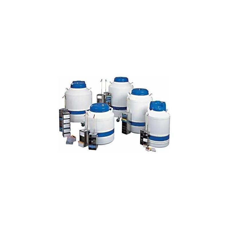 Liquid nitrogen container (Aluminium) type ARPEGE A 140