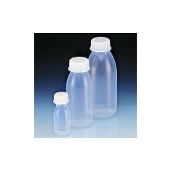 Butelka szerokoszyjna PFA 250 ml z zakrętką S 40