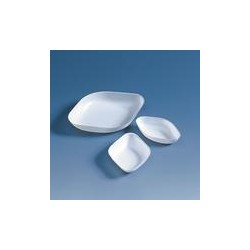 Disposable weighing dish PS 25 ml rhombic 70x45x12 mm pack 500