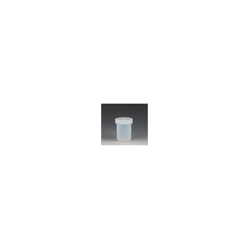 Jar PFA 240 ml clear thread S 69 with screw cap