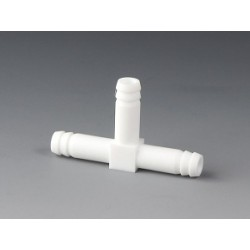 Tubing Connector T-shape PTFE Ø 11 mm