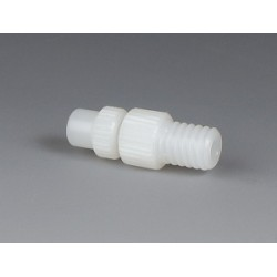 Vario-Schlauchkupplung PVDF Durchgangsbohrung 8,0 mm