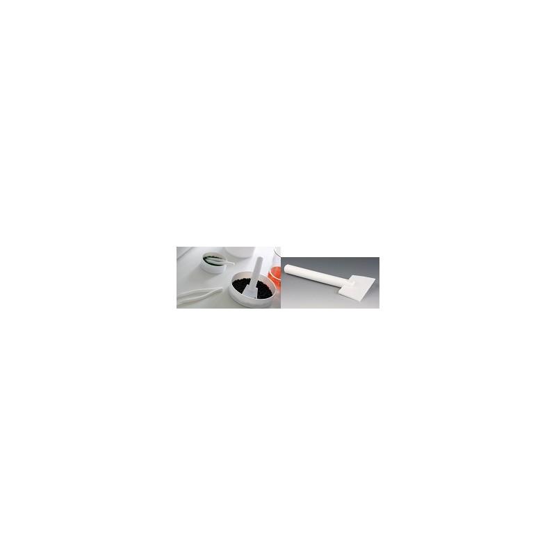 Blatt-Schaber PTFE Länge 160 mm Blatt-Breite 50 mm Griff-Ø 20 mm