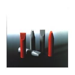 Wischer Stabform Naturkautschuk grau 5 mm Bohrung für Stab VE