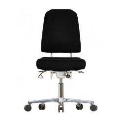 Drehstuhl mit Rollen Klimastar WS 9320 3D Sitz und Lehne 3D