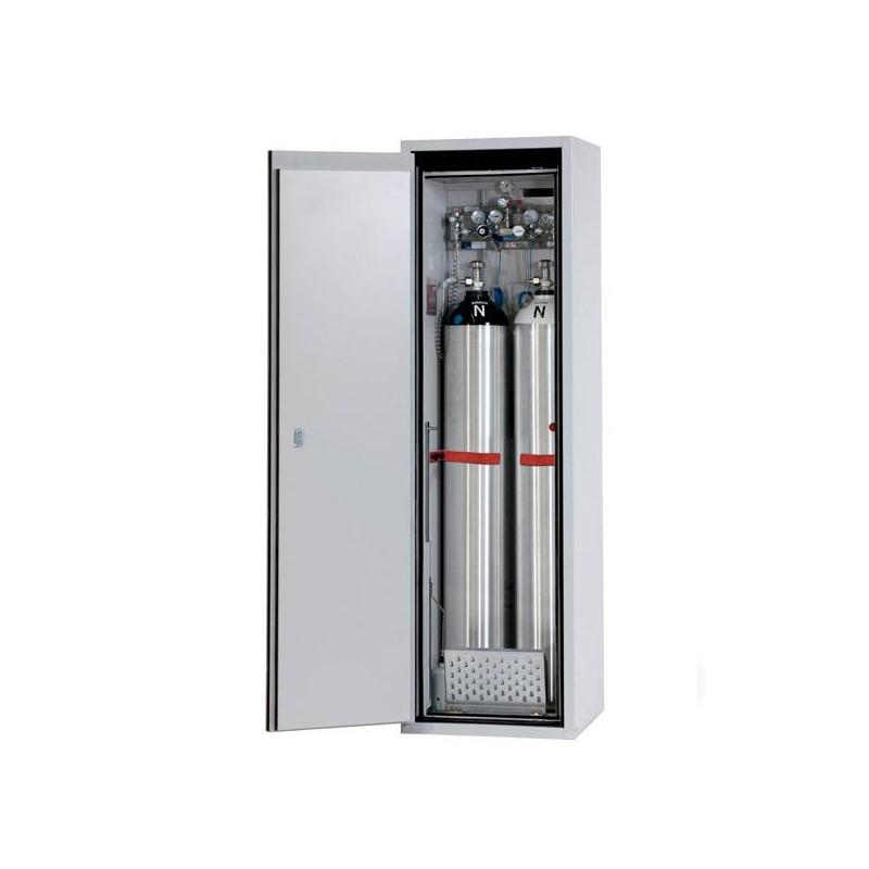 Druckgasflaschenschrank G90.205.60-2F für zwei