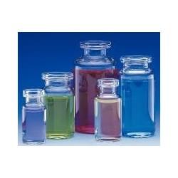 Chromatographie Glas 10 ml Klarglas Hals Ø 20 mm Ø außen 24 mm
