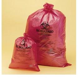 Worek na odpady 790x960 mm 0,03 mm PP BiohazardautoklawowalnyW