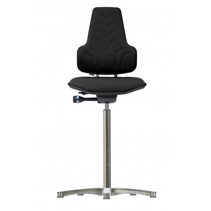 Hochstuhl mit Gleiter Werkstar WS 8311 3D Sitz und Lehne