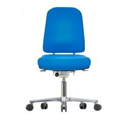 Krzesło na kółkach Klimastar WS9320 3D siedzisko/oparcie z