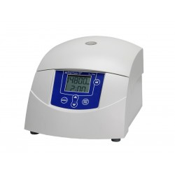 Microcentrifuge Sigma 1-14 unrefrigerated fixed-angle rotors