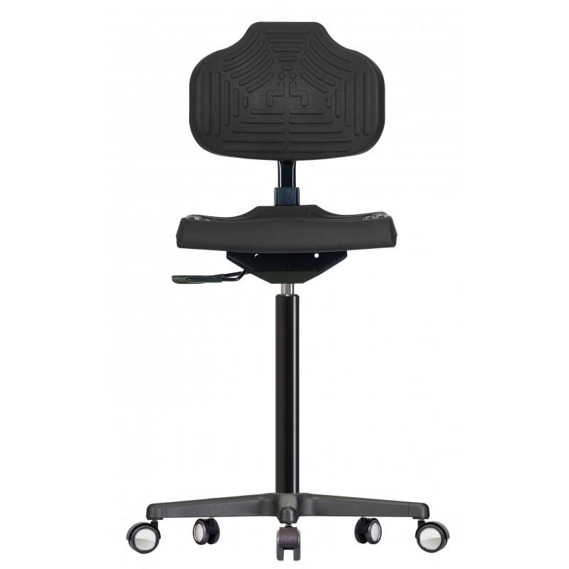 Hochstuhl mit Rollen Econoline WS 2211.20 Soft-PUR-Sitz und