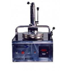 Automatic pigment muller rpm 70-72 pressure Pressure by Spring