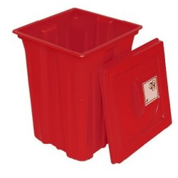 Entsorgungsbehälter für Infektiöse und Zytostatika-Abfälle 50 L