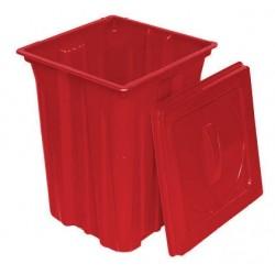 Entsorgungsbehälter f. Infektiöse u. Zytostatika-Abfälle 50 L
