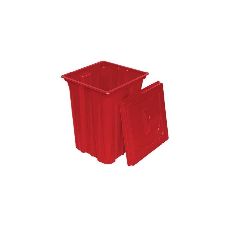 Entsorgungsbehälter für Infektiöse u. Zytostatika-Abfälle 50 L