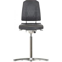 Krzesło wysokie na stopkach Klimastar WS9211 ESD