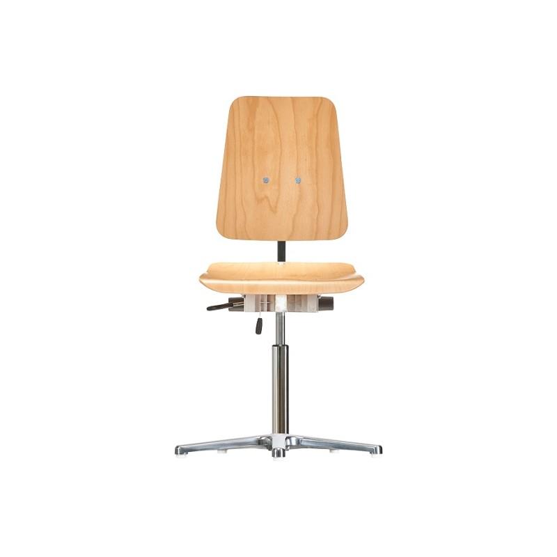 Drehstuhl Extrabreit mit Gleiter Classic WS 1010 XL Sitz und