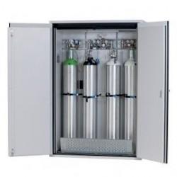 Druckgasflaschenschrank G90.205.140 für vier 50-Liter-Flaschen