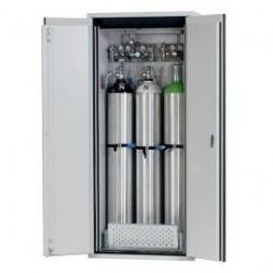 Druckgasflaschenschrank G90.205.090 für drei 50-Liter-Flaschen