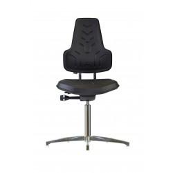 Drehstuhl mit Gleiter Werkstar WS 8210 Sitz und Lehne PUR