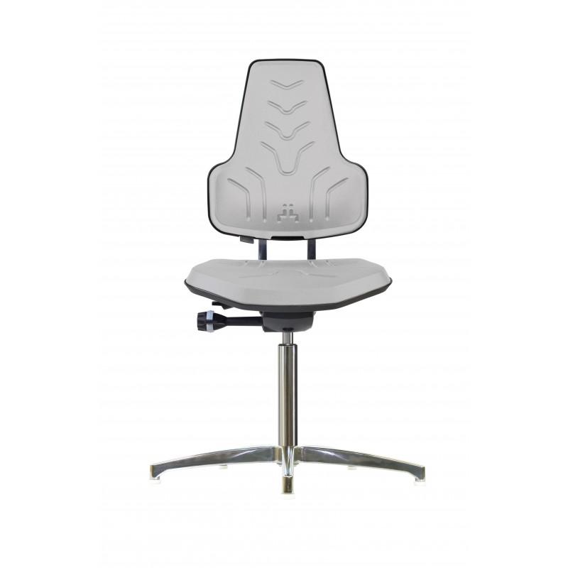 Chair with glides Werkstar WS8210 seat/backrest with Soft-PU