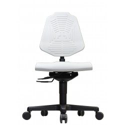 Chair with castors Econoline WS2220 XL seat/backrest with