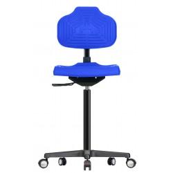 Hochstuhl mit Rollen Econoline WS 2211.20 Soft-PUR-Sitz/ Lehne
