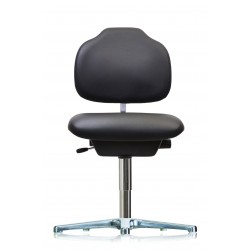 Chait with glides WS1310 KL Ergo GMP seat/backrest with
