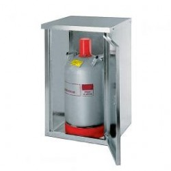 Propan gas cylinder cabinet GPG.075.046 closed version
