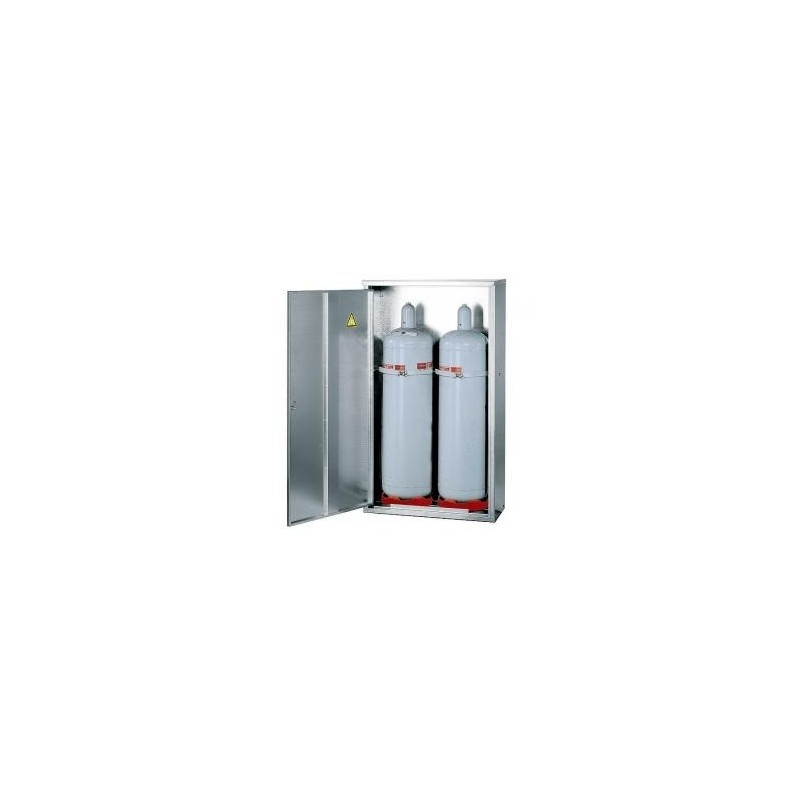 Propan gas cylinder cabinet GPG.150.084 closed version