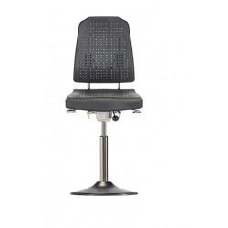 Drehstuhl mit Tellerfuß Klimastar WS 9210 T Soft-PUR-Sitz und