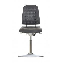 Krzesło wysokie na talerzu z kantem PU Klimastar WS9211 TPU