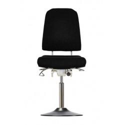 Krzesło na talerzu Klimastar WS9310 T siedzisko/oparcie z