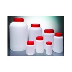 Butelka okrągła PEHD 1000 ml szerokoszyjna zakrętka Ø58