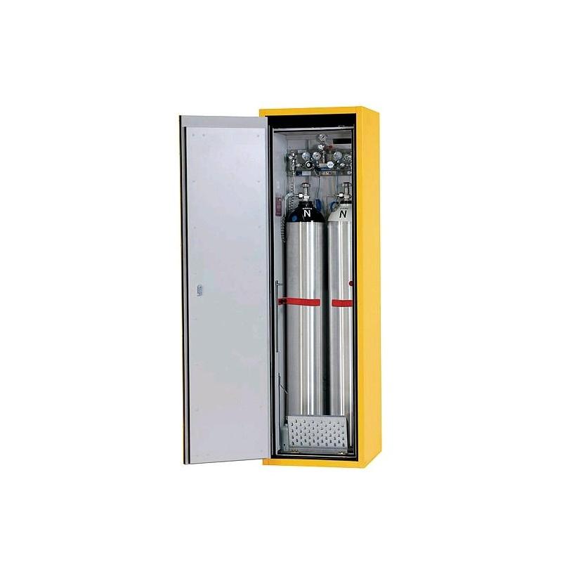 Druckgasflaschenschrank G90.205.60 für eine 50-Liter-Flaschen