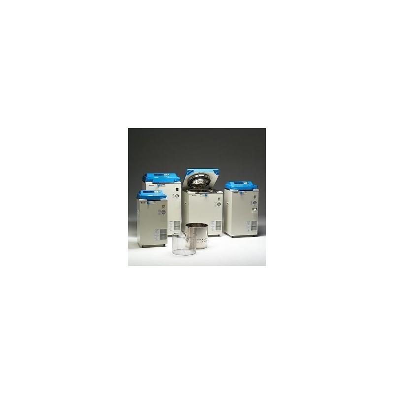 Dampfsterilisator HV 25 Kammerinhalt 25 l max. 126°C BxTxH: