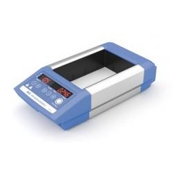 Digital block heater Dry Block Heater for two aluminium block