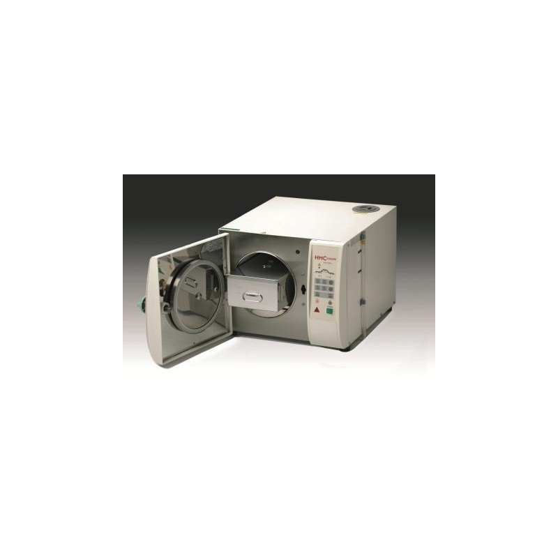 Dampfsterilisator HMT 230FA Kammerinhalt 16 L max. 134°C