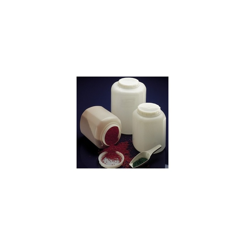 Wide neck container PE-HD 10 L