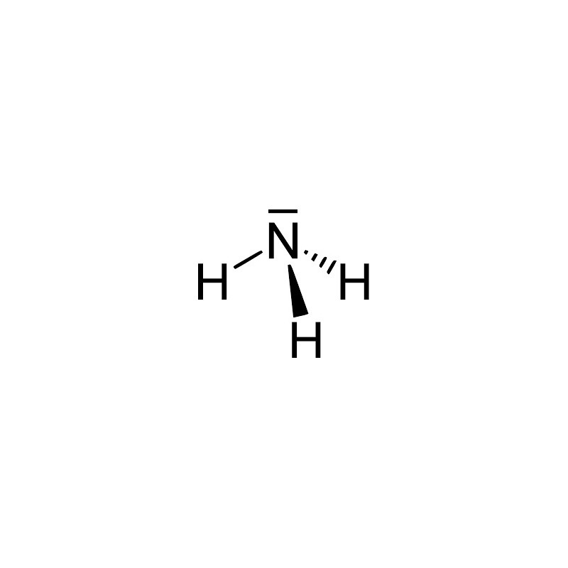 Ammonia solution [1336-21-6] ca. 25 % NH3 p.A. Reag. ISO Reag.