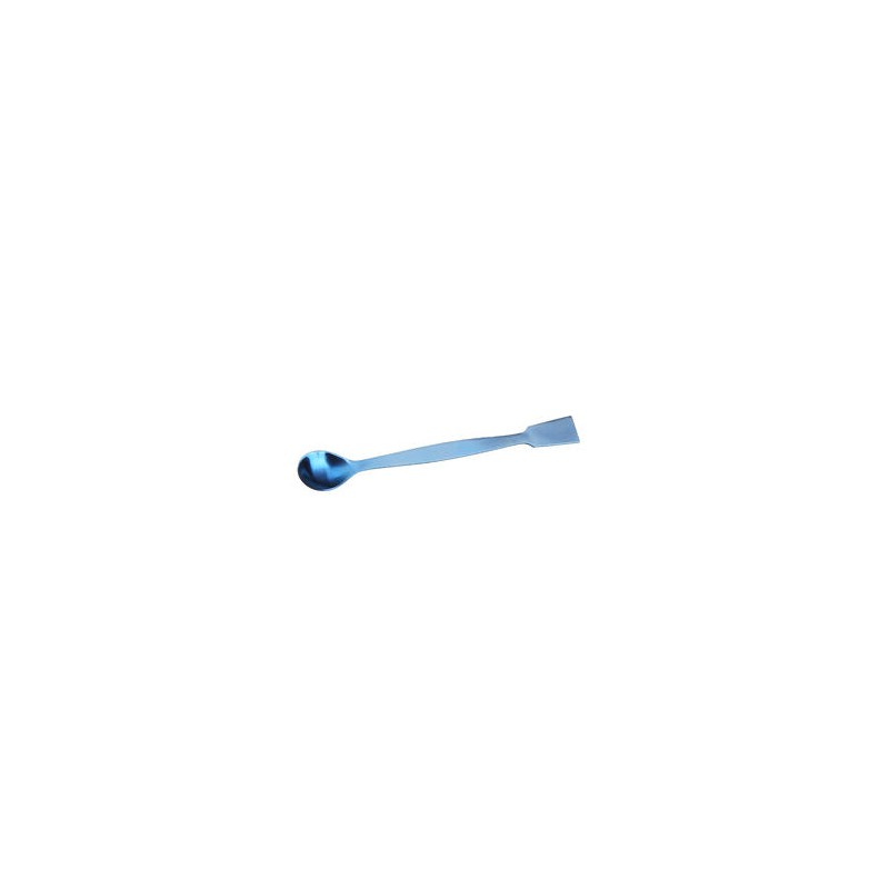 Chemicals spoon Ni 99,5% Length 150 mm LengthxWidth(Spoon)