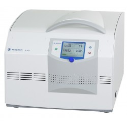 Benchtop centrifuge unrefrigerated Sigma 6-16S for blood bags
