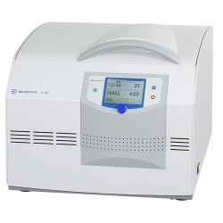 Refrigerated benchtop centrifuge Sigma 6-16KS for blood bags