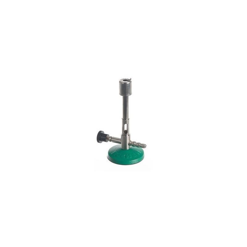 Bunsen burner MS-NI type propane KW 2,32 needle valve