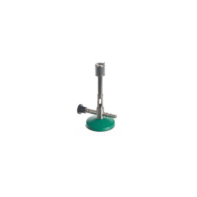 Bunsenbrenner MS-NI Typ Propan KW 2,36 Nadelventil