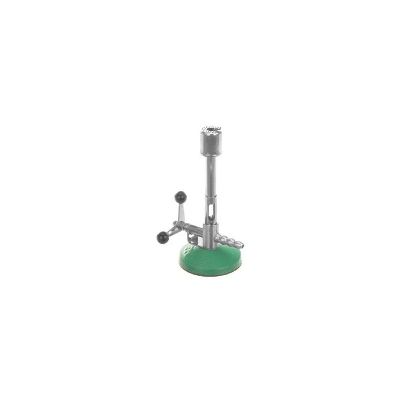 Bunsen burner MS-NI type natural gas KW 1,53 stopcock